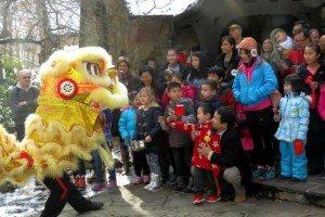 Lunar New Year Performance